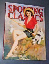 SPORTING CLASSICS MAGAZINE MAY/JUN 2008 GOOD CHEAP GUN LIFETIME OF DEER HUNTING