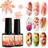 RBAN NAIL Nail Art Blossom Flower Gel Polish Soak-off UV Manicure Varnish 7ml