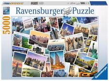 5000 Teile Ravensburger Puzzle New York the City never sleeps 17433