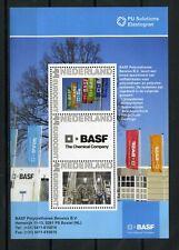 Nederland Hertogpost 2010 vel 21 BASF - Postfris