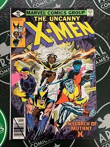 Uncanny X-Men #126 1979 VF+ 8.5 Marvel Comics Bronze Age Wolverine