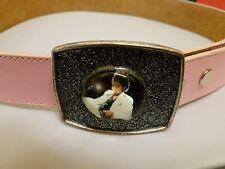 Michael Jackson Belt Buckle With Belt