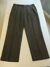 Brooks Brothers Brown Pleated Trousers Men's Size: 36/31 Excellent Condition!!