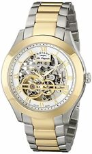 Rotary Mens Les Originales Jura Silver Gold Automatic Watch Gb90515