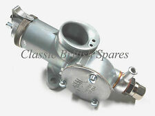 "Amal Monobloc Chopped Carb 1 3/16"" 389/051 Genuine Complete Triumph BSA Norton"
