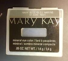 Mary Kay Navy Blue Mineral Eye Color .05 Oz. #013089 NEW NIB