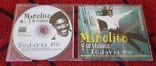 Cuban Son MANOLITO Y SU TRABUCO **Todavia No** RARE 1996 Spain PROMO CD Single