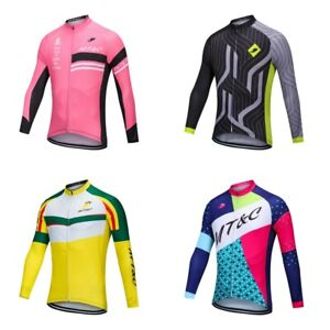 Cycling Jerseys Long Sleeve Top Women's Outdoor Sports Top T-shirt