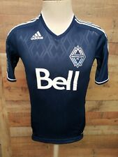 318dea6c3 Adidas Vancouver Whitecaps Bell WFC Soccer, Jersey Men's Shirt Size M NWT