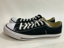 NEW Converse Chuck Taylor All Star low black runners Mens sz 11 RRP$120