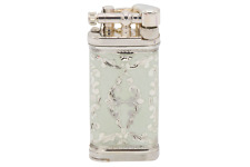 Sillems LEA Old Boy Pearl Double Sided Pipe Lighter