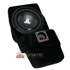 """JL AUDIO SB-B-X5/10W1v3 BMW X5 SUV '00-'06 Stealthbox 10"""" Sub 10W1v3 Trunk New"""