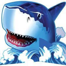 Shark Splash Birthday Centrepiece-
