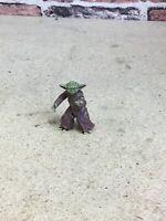 Hasbro Star Wars 3.75 Figure Jedi Clone Wars Jedi Master Yoda