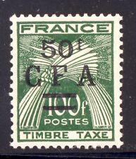 REUNION CFA Taxe 44 neuf xx . Cote: 36,10