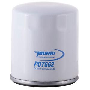 Engine Oil Filter-Standard Life Oil Filter Element Pronto PO7662