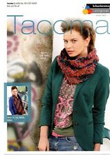 SMC Tacoma Knitting Pattern for Infinity Scarf - S8607