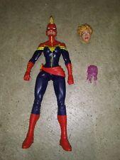 Marvel Legends Captain Marvel Allfather wave