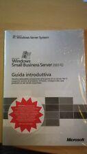 Microsoft Windows Small Business Server SBS Premium 2003 R2 SOLO KEY
