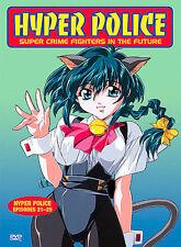 Hyper Police: Episodes 21-25 (DVD) BRAND NEW