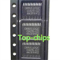 1 Piece New CS4270 CZZ CS4270-C CS4270-CZ CS427O-CZZ CS4270-CZZ TSSOP24 IC Chip
