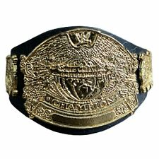 WWE Jakks Undisputed Championship Belt Wrestling Action Figure Accessory