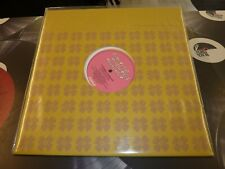 More details for lrs: flowered up - weatherall's weekender ltd yellow vinyl 12