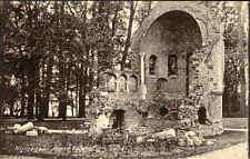 NIJMEGEN Holland Nimwegen Niederlande Ruine Valkhof um 1910 Netherlands Postcard