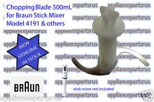 Braun Stick Mixer Blade for 500mL Bowl 4130 4191 4199 - 7050141 BR7050141 - NEW