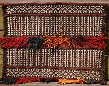 Tribal, Woven Persian Bag 17X23, Sumac type front and Kilim back