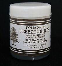 Pomada De Tepezcohuite (Bark Tree) 4oz For Burns, Improve Stretch Marks