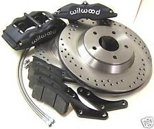 "Big Brake Kit Toyota Supra Mk III (1986 - 1992) 13"" 4 piston Wilwood caliper"
