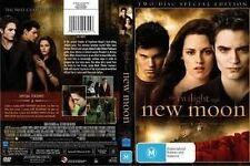 THE TWILIGHT SAGA-New Moon-Kristen Stewart, Robert Pattison-R4-New Sealed