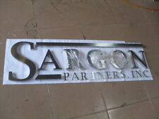 business channel letters 3d advertising logos signage banner outdoors customized