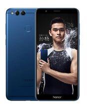 Huawei Honor 7X BND-L21 4GB Ram 64GB Rom LIBRE (Versión EU con español) - Azul