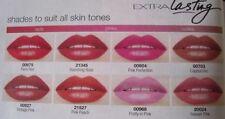 Avon Satin Lipsticks with All Natural Ingredients