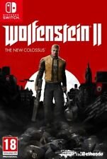 Juego Nintendo switch Wolfenstein 2
