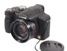 Panasonic Lumix dmc-fz8 7.2mp Appareil Photo Numérique-Noir