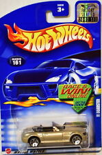 HOT WHEELS 2002 M ROADSTER #161 FACTORY SEALED