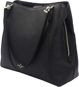 kate spade new york Cameron Street Small Hayden Women's Shoulder Bag in Black