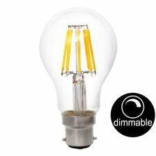 Vintage, Retro 8W LED Light Bulbs