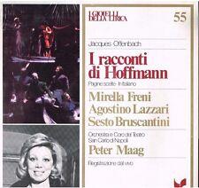 I Gioielli Della Lirica N 55, Offenbach: I Racconti di Hoffmann / Maag, Freni