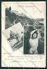 Roma Castel Gandolfo cartolina QK3999