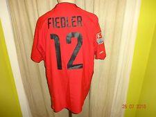 Hertha bsc berlín nike portero matchworn camiseta 2004/05 + nº 12 violinista talla L