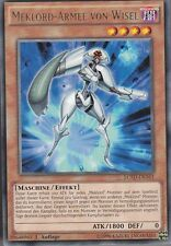 YU-GI-OH Meklord Armee von Wisel Rare LC5D-DE163
