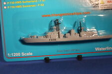 HMS RICHMOND  F239 Triang Minic Ships Type 23 Frigate Carded mint.