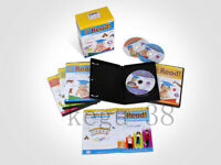 Your Baby Can Read DVD; Complete Set! 5 Interactive DVDs + Cards [New]
