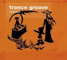 TRANCE GROOVE - ORANGE  CD NEUF