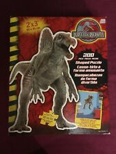 Jurassic Park 3 Puzzle 200 Piece Spinosaurus Dinosaur Brand New Factory Sealed