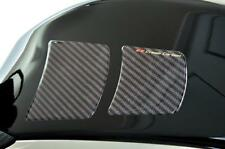 Fibra De Carbono Acabado Depósito Protectores Suzuki GSXS1000 FA GSR750 Bandit